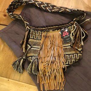 Luxchilas Wayuu ethnic bag👜